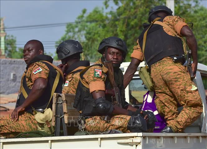 Các phần tử thánh chiến giết hại 14 người tại Burkina Faso