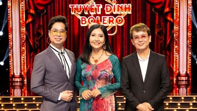 Gameshow 'Tuyệt đỉnh Bolero' lên sóng, ca sĩ Ngọc Sơn ngồi ghế giám khảo