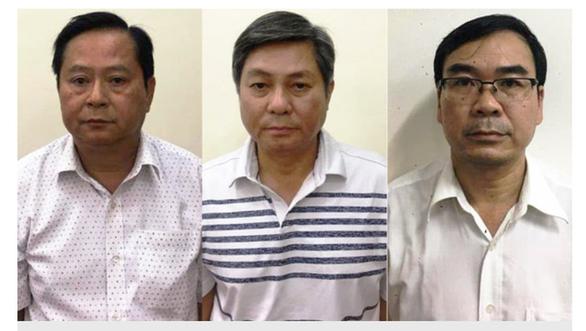 Truy tố nguyên Phó Chủ tịch UBND TP.HCM Nguyễn Hữu Tín và bốn đồng phạm