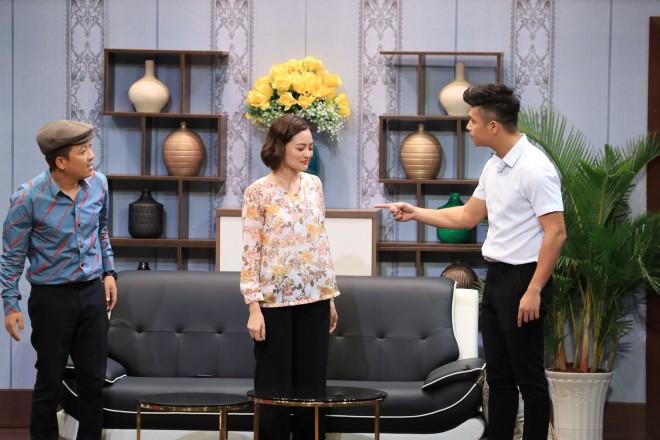 Thùy Anh - Trường Giang - Trương Thế Vinh