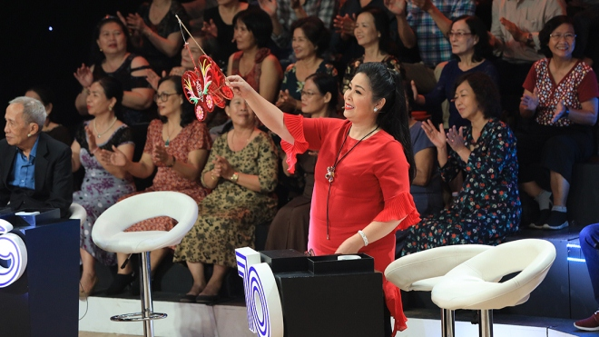 Xem 'Ký ức vui vẻ' tập 2: Thanh Bạch, Hồng Vân tự tay làm lồng đèn đón Trung Thu