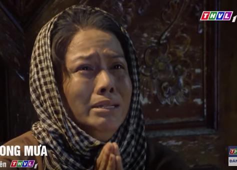 Tiếng sét trong mưa tập 40: Thị Bình đến nhà Khải Duy xin làm giúp việc
