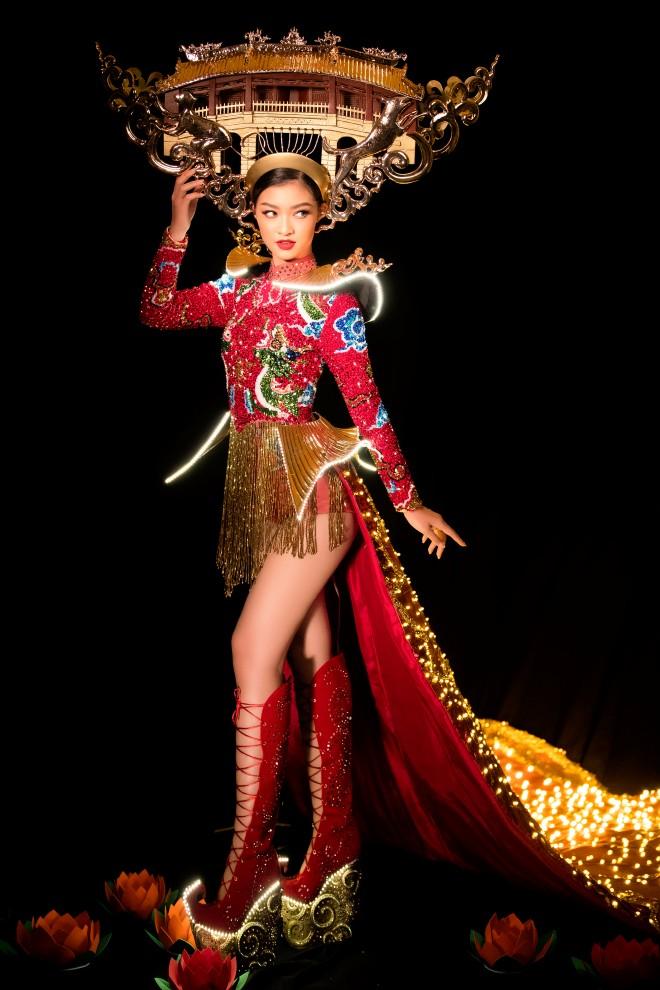 Á hậu Kiều Loan, quốc phục, chùa cầu, hội an,ĐêmHội An huyền diệu,  Miss Grand International,Hoa hậu Hòa bình Thế giới, bikini, hoa hậu