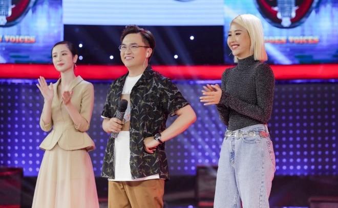 Xem 'Giọng ải giọng ai' tập 14: Will và Quỳnh Anh Shyn hội ngộ, Trấn Thành bóc phốt Hari Won