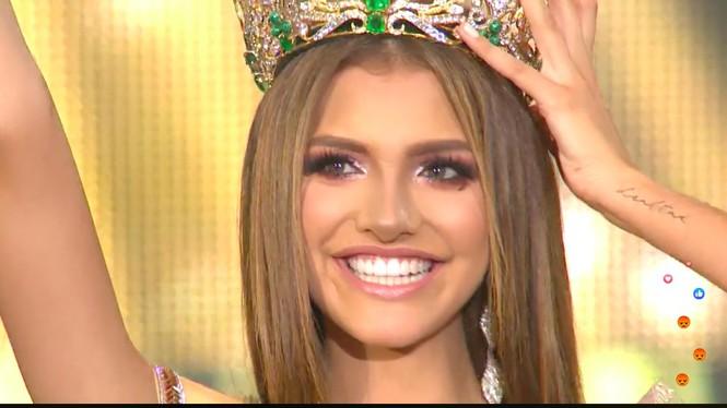 Miss Grand International 2019,Hoa hậu Hòa bình Quốc tế, Kiều Loan, Venezuela, Valentina Figuerm