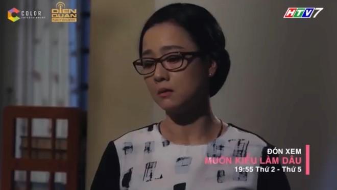 Muôn kiểu làm dâu tập 7: Cố lấy lòng mẹ chồng, Tú Uyên càng bị mắng chửi đầy oan ức