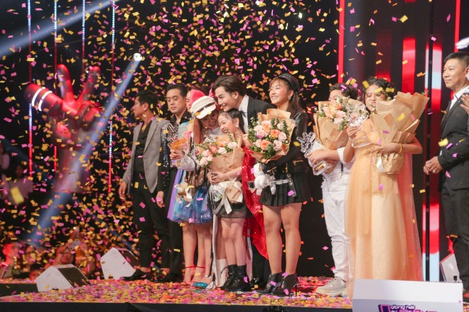 Giọng hát Việt nhí, chung kết giọng hát việt nhí 2019, quán quân giọng hát việt nhí 2019, Minh Tâm, Kiều Minh Tâm, Chấn Quốc