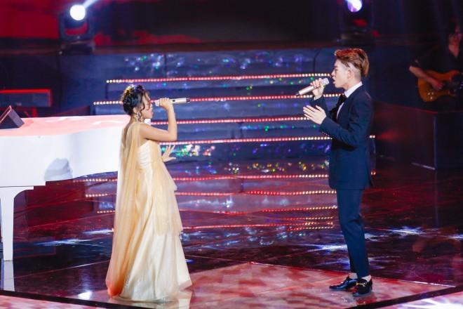 Giọng hát Việt nhí, The Voice Kids 2019, chung kết giọng hát việt nhí 2019, quán quân giọng hát việt nhí 2019, Minh Tâm, Kiều Minh Tâm, Chấn Quốc, đọc nhầm quán quân, MC Nguyên Khang