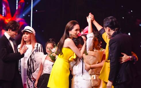 Giọng hát Việt nhí, The Voice Kids 2019, chung kết giọng hát việt nhí 2019, quán quân giọng hát việt nhí 2019, Minh Tâm, Kiều Minh Tâm, Chấn Quốc, MC Nguyên Khang