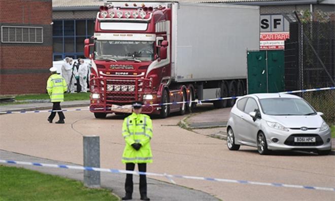 Vụ 39 thi thể trong xe tải ở Anh: Nghệ An khẳng định bảo hộ công dân nếu có nạn nhân là người địa phương