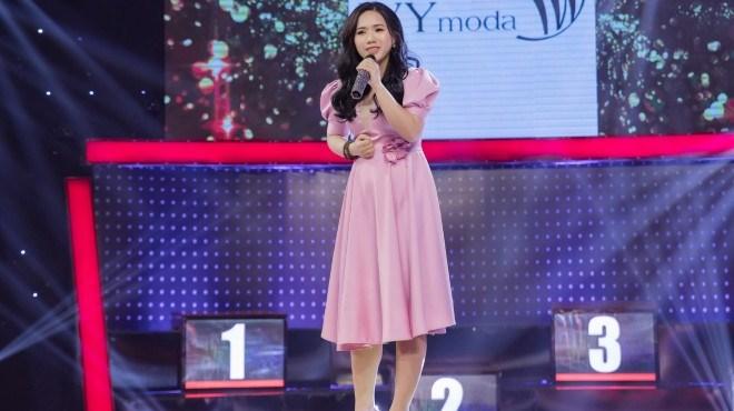 Xem 'Giọng ải giọng ai tập' 15: Thùy Chixuất hiện vì 'lý do hiếm' khiếnVõ Hoàng Yến 'mê mệt'giọng hát