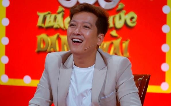 Thách thức danh hài tập 5: Trường Giang cười ngất khi Trấn Thành bị thí sinh 'tố' hà hiếp Ngô Kiến Huy