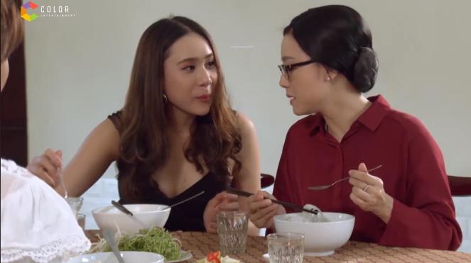 'Muôn kiểu làm dâu': 'Tiểu tam' Minh Châu 'mặt dày'bám chồng Tú Uyên 'như đỉa'