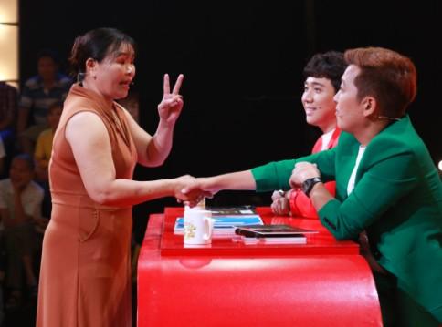 'Thách thức danh hài' tập 6: Biệt đội nhí khiến Trấn Thành cười tẹt ga, khán giả chờ '5 chú tiểu'