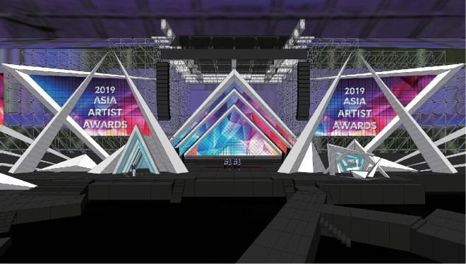 Asia Artist Awards 2019, AAA 2019, svđ Mỹ Đình, TWICE, MOMOLAND, LOONA, Chungha, Super Junior, Seventeen, TWICE, yoona (snsd), Kang Daniel, Zico, Bảo Thanh, Quốc Trường