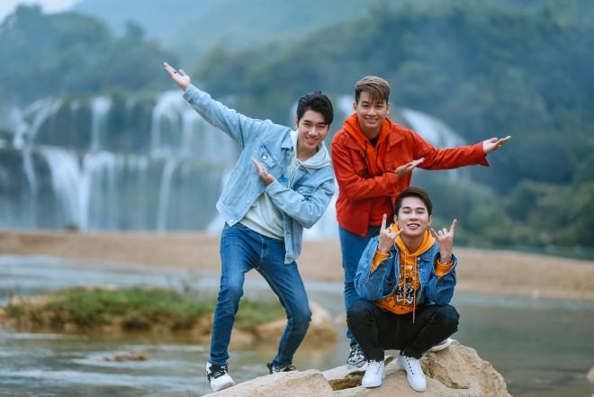 Jack và K-ICM, Việt Nam tôi, MV Việt Nam tôi, Jack, KICM, youtube, bộ đôi sóng gió, em gì ơi, 100 triệu view, Trung Lương, Chấn Quốc, JACK