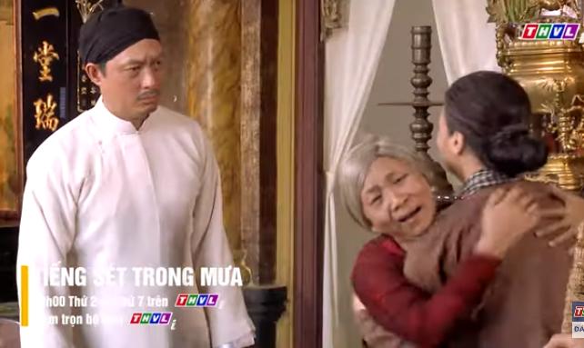Tiếng sét trong mưa tập cuối: Giá như Thị Bình cho Hải nhận cha sớm hơn, bi kịch đã không xảy ra?