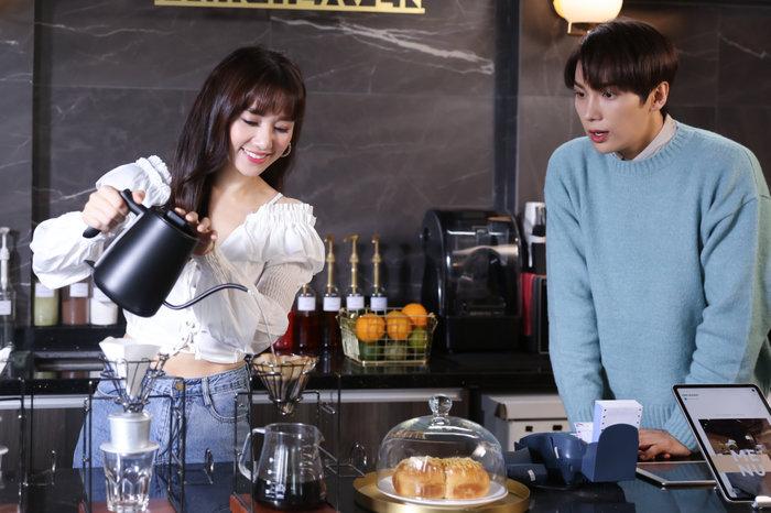 Hari won, Destiny, MV Destiny, Park Jung-min, SS501, Oppa phiền quá nha, YouTube