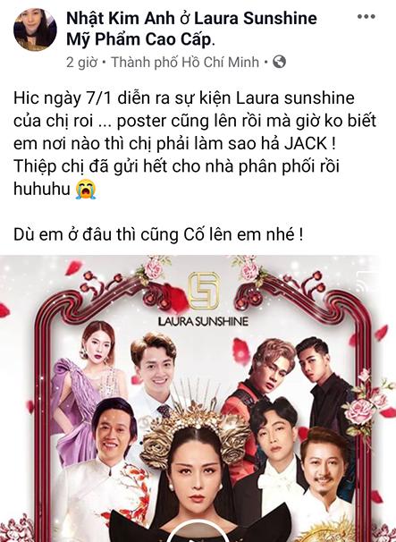 Jack, Nhật Kim Anh, nhật kim anh tìm jack, ViruSs, Jack ViruSs, Jack ca khúc mới, Thiên lý ơi, Jack K-ICM, jack KICM tin mới nhất, jack, sóng gió, demo đom đóm, Jack J97