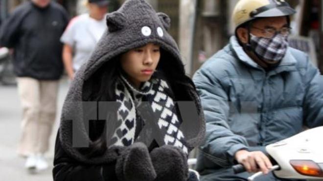 Thời tiết ngày 29/12: Bắc Bộ trời rét, nhiệt độ có nơi dưới 10 độ C