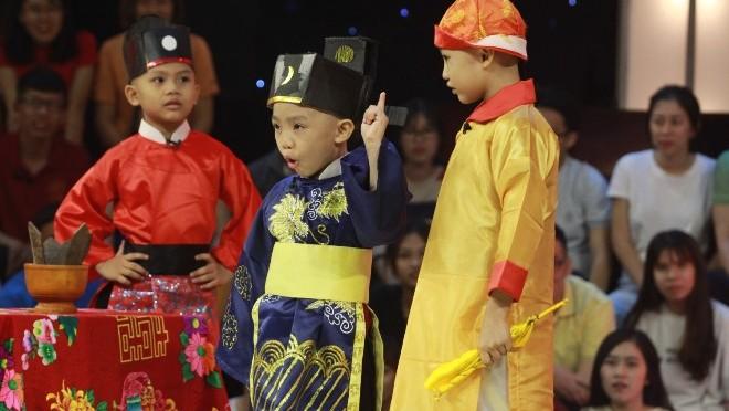 Thách thức danh hài: Bật mí kịch bản Bao Công xử án gây 'bão mạng' cho 5 'chú tiểu' Bồng Lai thi Gala
