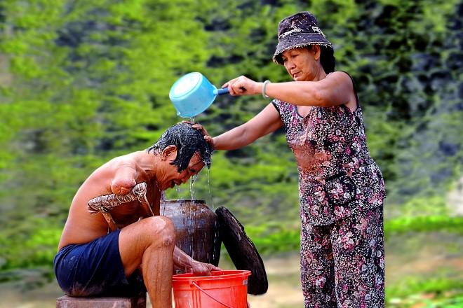 Mái ấm gia đình việt, gia đình Việt, cuộc thi ảnh, người hà nội, gia đình việt nam, triển lãm ảnh