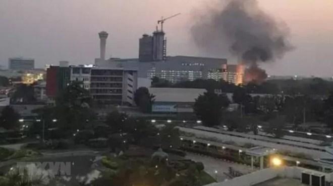 Vụ xả súng tại Thái Lan: Đấu súng tại trung tâm thương mại Terminal 21
