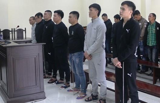 Phạt tù nhóm đối tượng bắt giữ người trái pháp luật để đòi nợ