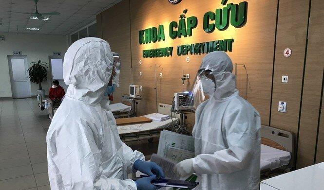 Dịch COVID-19: Sức khoẻ của phần lớn các bệnh nhân đang ổn định, không sốt, không khó thở