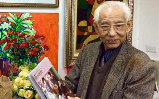 Họa sĩ Trấn Khánh Chương qua đời, họa sĩ Trần Khánh Chương qua đời, nguyên chủ tịch hội mỹ thuật Việt Nam, Trần Khánh Chương, tang lễ họa sĩ trần khánh chương
