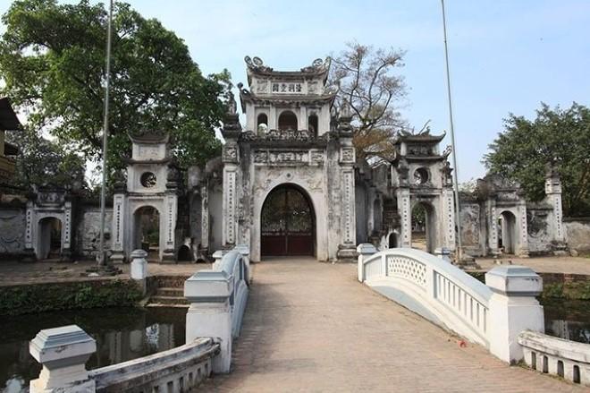Liên tiếp xảy ra mất cắp di vật, hiện vật quý tại các di tích huyện Thanh Oai, Hà Nội