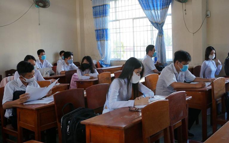 Những điểm cơ bản của dự thảo phương án thi tốt nghiệp Trung học Phổ thông 2020