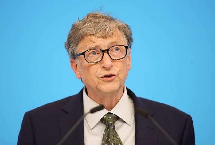 Tỷ phú Bill Gates kêu gọi Nhóm G20 tài trợ nhiều hơn để nghiên cứu vaccine chống dịch COVID-19