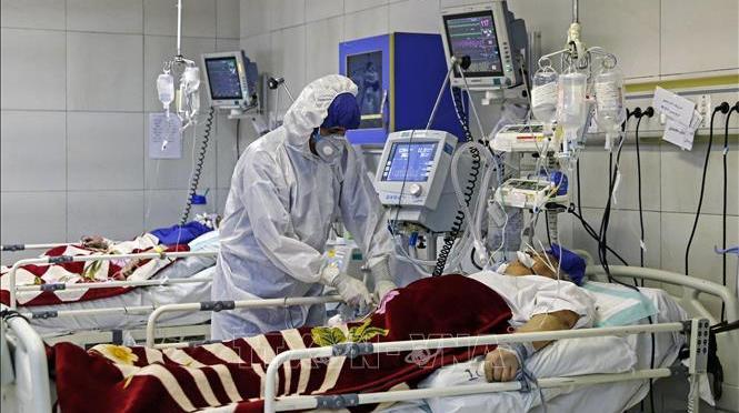 Số ca mắc COVID-19 tại Iran đã lên tới gần 100.000 người