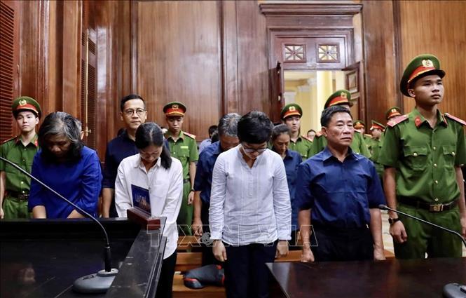 Những vấn đề đáng quan tâm từ phiên tòa phúc thẩm vụ án Ngân hàng Đại Tín - giai đoạn 2