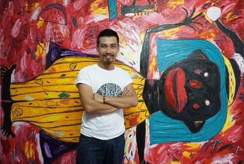 Mai Đại Lưu, Họa sĩ Mai Đại Lưu, Tôi là Mai Đại Lưu, Bảo tàng Mỹ thuật Việt Nam, triển lãm tranh