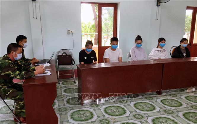Kiên quyết không để người nhập cảnh trái phép vào Việt Nam