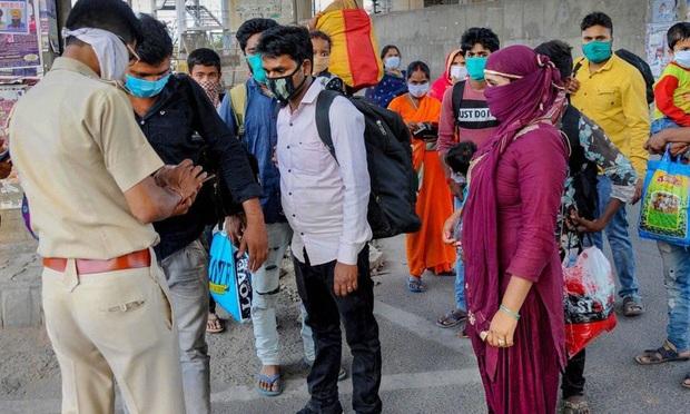 DịchCOVID-19: Ấn Độ ghi nhận ngày có số ca nhiễm mới cao nhất