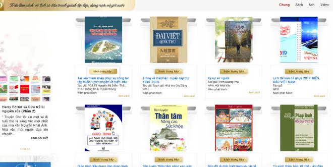 Triển lãm sách trực tuyến, Book365.vn