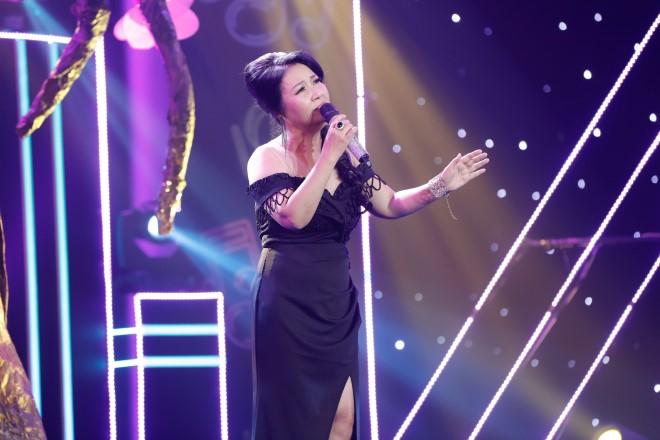Ca sĩ ẩn danh, Ca sĩ ẩn danh tập 5, Ngân Quỳnh, ca hát, chạy show, Nhật Linh, ca sĩ ẩn danh vtv3