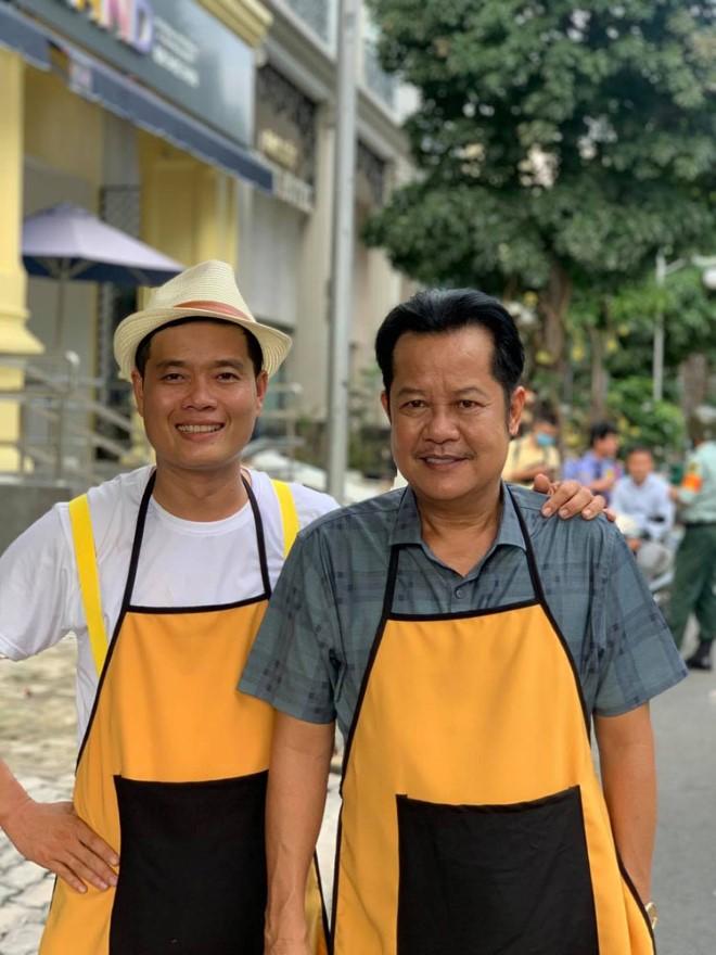 Bánh mì ông màu, phim mới, Khương Dừa, HTV7, Bánh mì ông màu tập 1