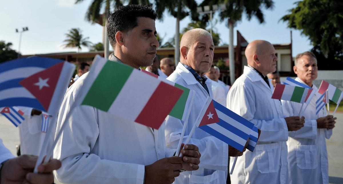 Đoàn bác sĩ quốc tế Cuba được đề cử giải Nobel Hòa bình