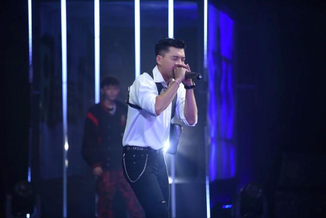 Kingof Rap, King of rap tập 5, VTV3, HIEUTHUHAI, DABLO, Nhật Hoàng, Kenji, Rap Việt, Thế giới rap, Vua nhạc rap