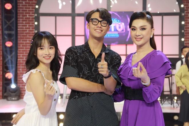 Lâm Khánh Chi, Chí Thiện, Sàn đấu ca từ. Sàn đấu ca từ tập 7