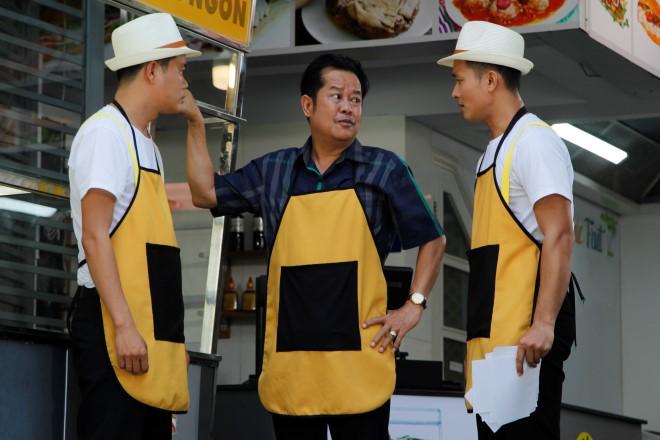 Bánh mì ông Màu, Bánh mì ông màu tập 5, Xem bánh mì ông màu tập 5, Bánh mì ông màu tập 6, HTV7, NSND Thanh Nam, Cao Minh Đạt, Khương Dừa