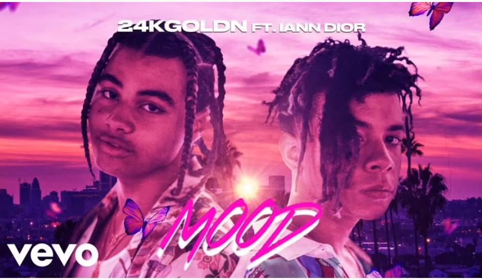 Ca khúc 'Mood' của24hGoldn ft. iann dior: Sức mạnh của TikTok