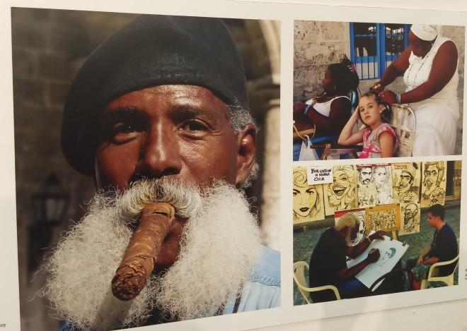 Trưng bày 90 bức ảnh quý thể hiện 'Cuba trong trái tim nhân dân Việt Nam'
