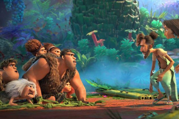 Câu chuyện điện ảnh: Gia đình nhà Croods tiếp tục 'khuấy đảo' Bắc Mỹ