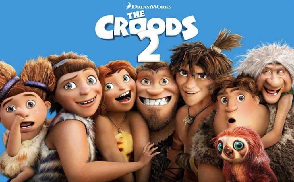 Câu chuyện điện ảnh: 'The Croods: A New Age' bất ngờ bứt phá tại Bắc Mỹ