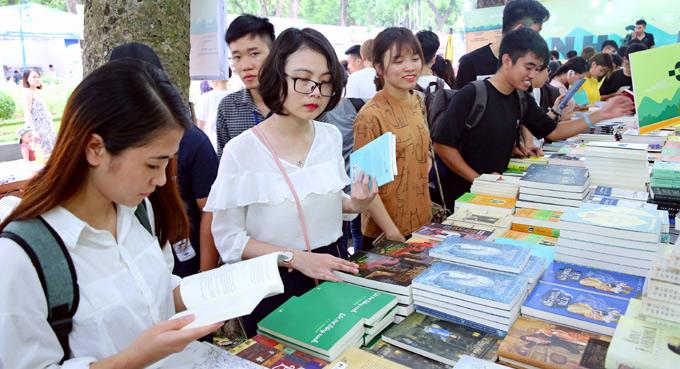Chuẩn bị sẵn sàng để tổ chức Ngày Sách Việt Nam lần thứ 8